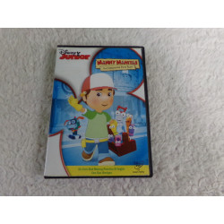 DVD Disney. Manny Manitas....