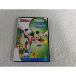 DVD Disney. La casa de...
