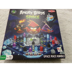Juego Angry Birds Space....