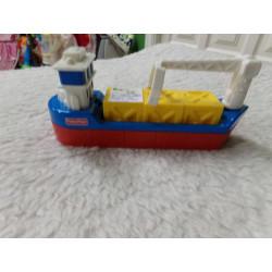 Barco de carga Fisher...