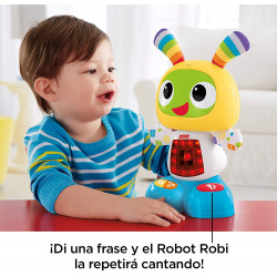 Robot Robi. Fisher Price....