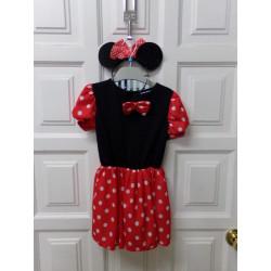 Disfraz Minnie Mouse talla...