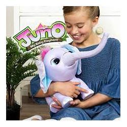 Juno, Elefante interactivo