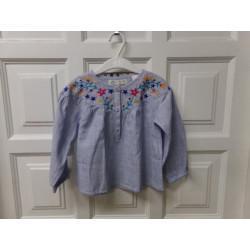 Blusa Zara talla 2-3 años....