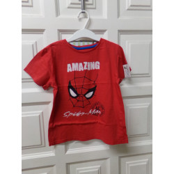 Camiseta Spiderman talla 6...
