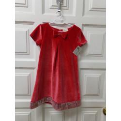 Vestido Prenatal talla 2-3...