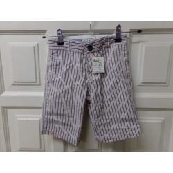 Pantalón corto rayas Sfera...