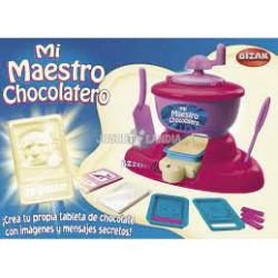 Mi maestro chocolatero....