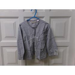 Blusa Zara talla 3-4 años....