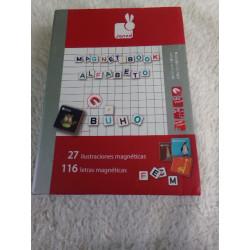 Magnetic book alfabeto....