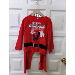 Pijama Spiderman talla 4-6...