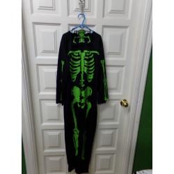 Disfraz esqueleto talla...