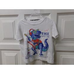 Camiseta Dinosaurio talla 2...