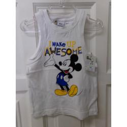 Camiseta mickey talla 2...