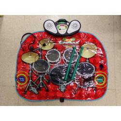 Manta batería musical...