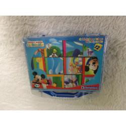 Puzzle de cubos Mickey....