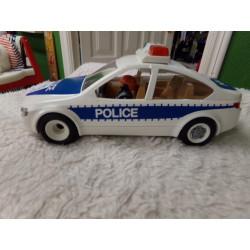 Coche de policía Playmobil....