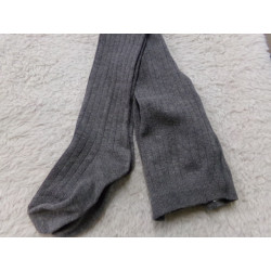Leotardo gris talla 4-6....
