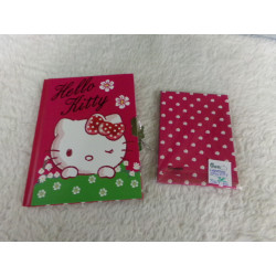 Libretas Hello Kitty. a...