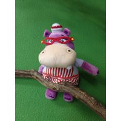 Peluche Hally Hipopotamo....