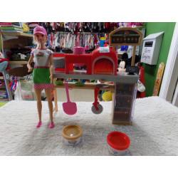 Pizzeria Barbie. Segunda mano