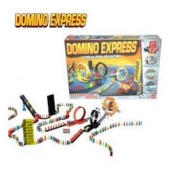 Domino Express. Crazy race....
