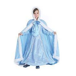 Disfraz Princesa con capa...