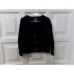 Chaqueta negra Zara talla 5...