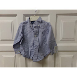 Camisa Ralph Lauren talla 9...
