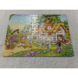 Puzzle 48 Piezas. Segunda mano