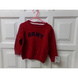 Jersey Gant talla 18 meses....
