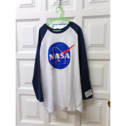 Camiseta Nasa talla 12...