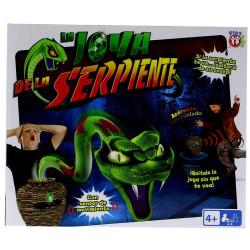 La joya de la serpiente....
