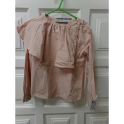 Blusa Zara talla 7 años....
