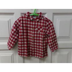 Camisa NANOS talla 12...