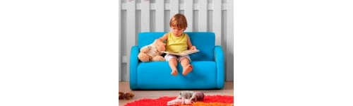 Sofás, sillitas y mesas infantiles