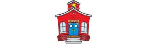 Para el colegio